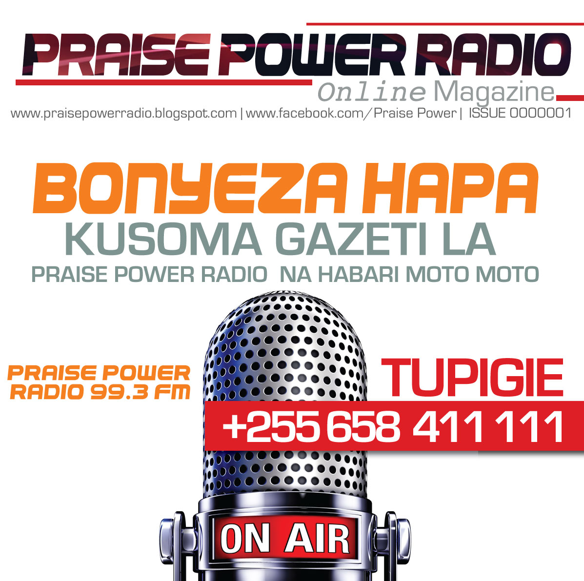 PRAISE POWER Online MAGAZINE