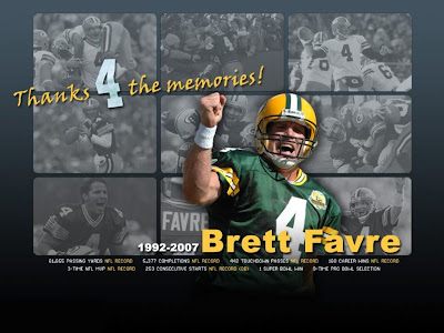 Brett Favre Wallpaper