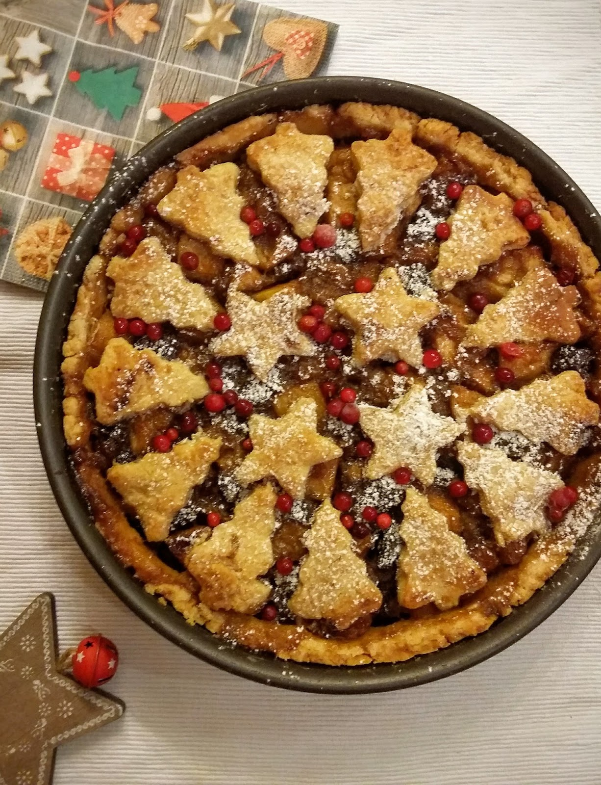 Рецепт тирольского пирога пошагово