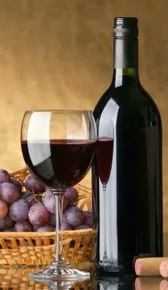 Resveratrol, grapes, red wine