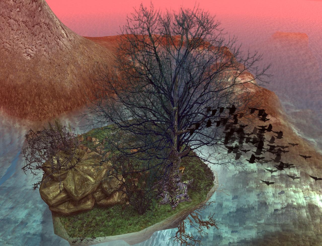 Tabloids Love Second Life