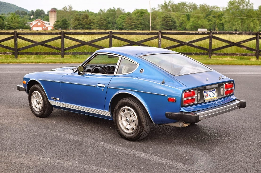 Daily Turismo: 10k: Seller Submission: 1978 Datsun 280Z