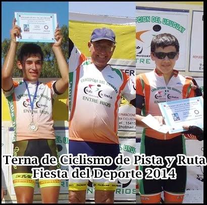 Fiesta del Deporte 2014