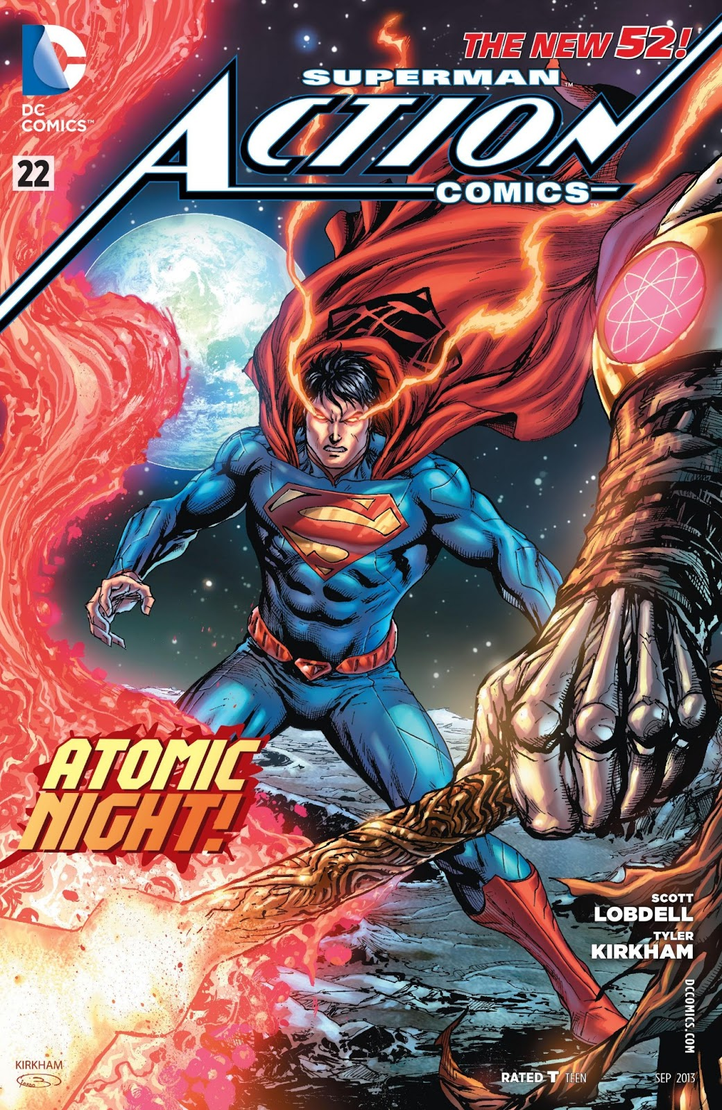 new 52 action comics - photo #22