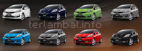 Welcome In My Blog Honda Jazz New All 2013