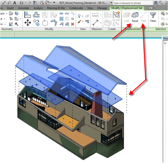 how to draw vertical pipes in revit