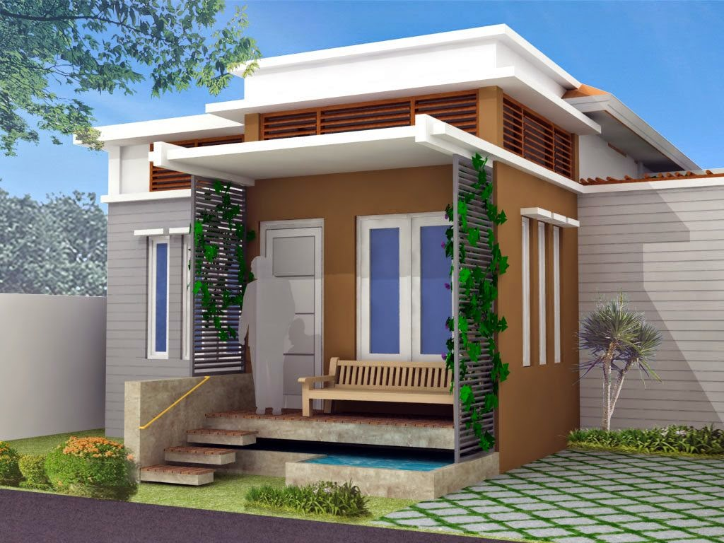 Model Rumah Minimalis Type 36 Yang Ideal