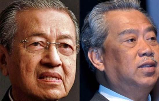"""Ambil tindakan disiplin terhadap Mahathir dan Muhyiddin!"" - Umno Bahagian Gopeng"