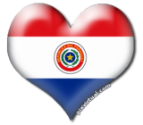 Bandera nacional de Paraguay