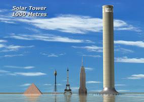 EEUU construirá el 'Empire State' de la energía solar