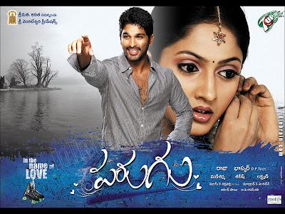 Parugu – 2008 – Telugu – Watch Parugu online