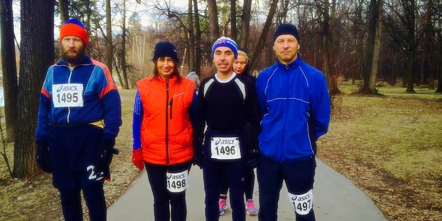 X Гольяновский марафон - 19 апреля 2015 - фото