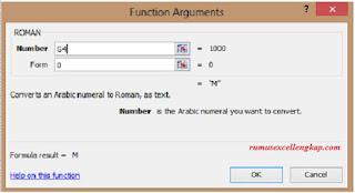 function argument roman