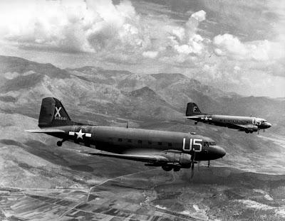 Douglas C-47 Skytrains