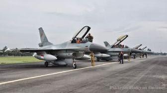 TNI AU Fungsikan Kembali Landasan Pacu Pesawat Tempur di Perbatasan Kalbar - Malaysia