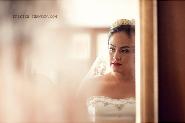 El Paso Wedding Hair Real Wedding Angelica Che By Kristen Swanson Belle
