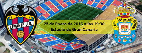 Previa Levante - UD Las Palmas Estadio Ciutat de Valencia