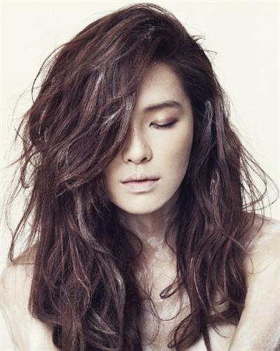 Hairstyles For Long Hair Korean : Komentar Facebook Korean Artist Short Hairstyle :