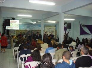 JULHO/2011 - ANIVERSÁRIO DE 1 ANO