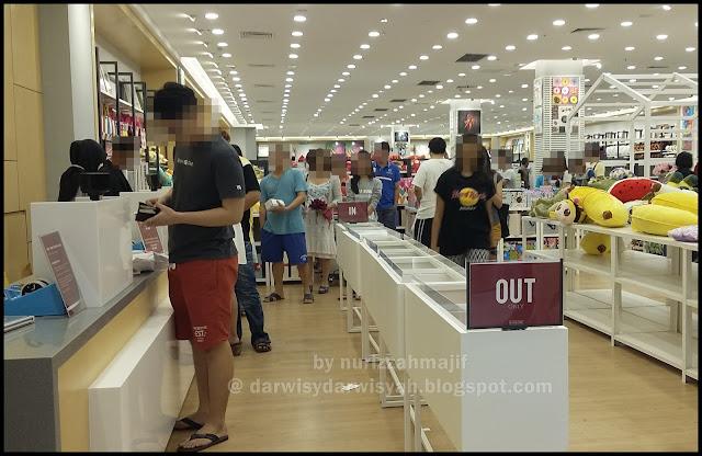 Nurizzah Majif Biz]: Kaison Aeon Mall Klebang @ Ipoh & Taman Jepun ...