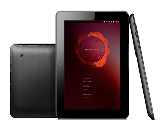 Ubuntu Touch Intermatrix U7 tablet
