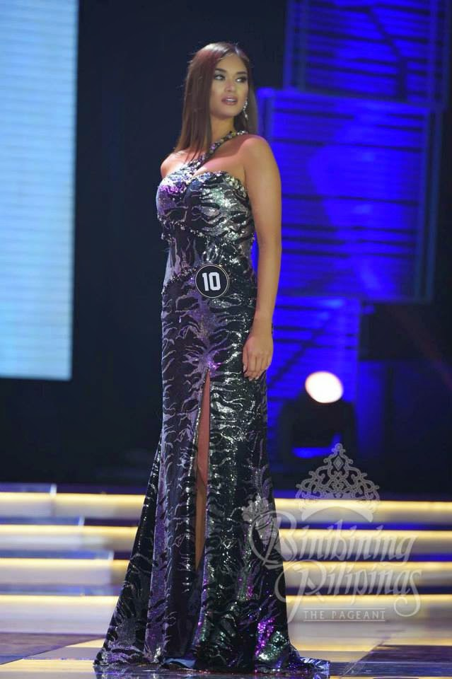 Pia Alonzo Wurtzbach Miss Universe Philippines 2015
