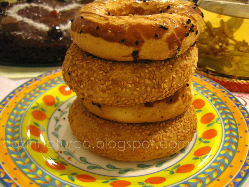 Roscas do Kandil (Kandil Simidi)