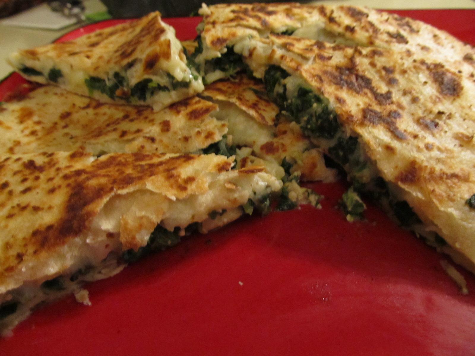 feta quiche spinach and feta quesadillas spinach and feta quesadillas ...