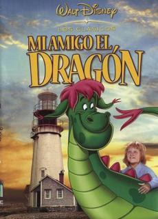 descargar Mi Amigo el Dragon – DVDRIP LATINO