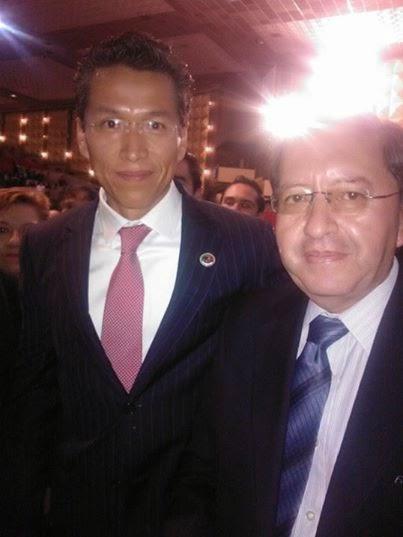 El Movimiento 17 de Marzo en el Teatro Morelos con el Jefe del SAT