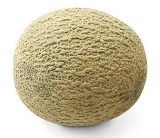 24 weeks - baby is the size of a cantaloupe