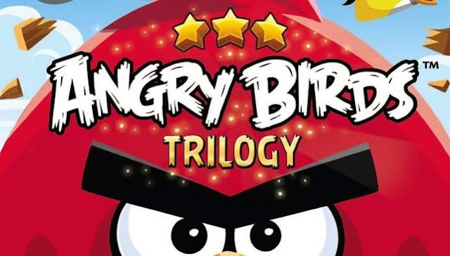[Wii] Descagar Angry birds trilogy ntcs Ingles *compatible con wii flasheada*