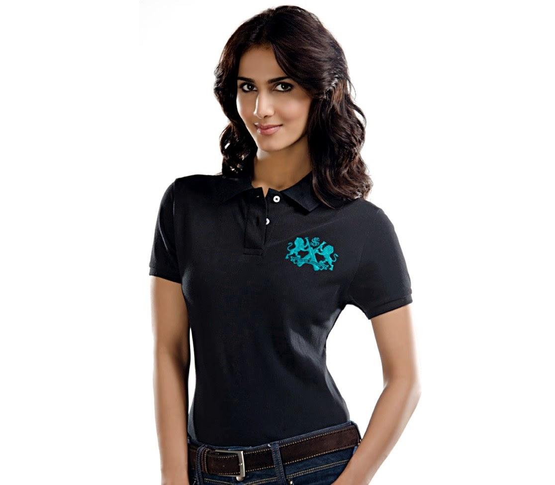 Vans Girly Polo Shirt Women  Black  Buy At Skatedeluxe