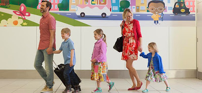 Top 5 Ways To Keep Your Children Calm At The Airport
