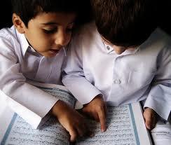 Ajari Anak Mengenal Tuhan