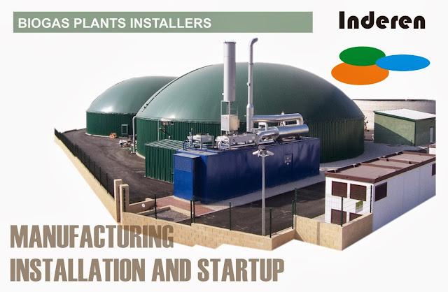 biogas plant installations castellon spain