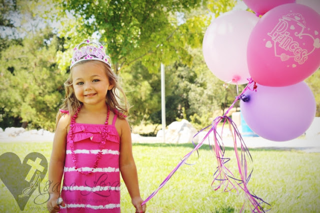 Children Photography Ballons
