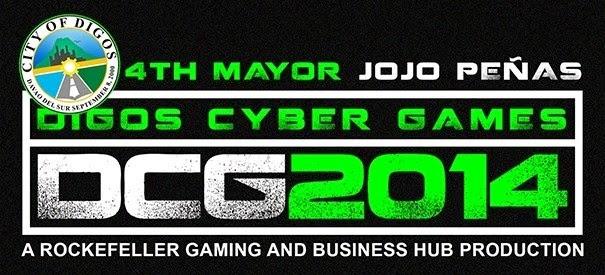 DCG - Digos Cyber Games 2014