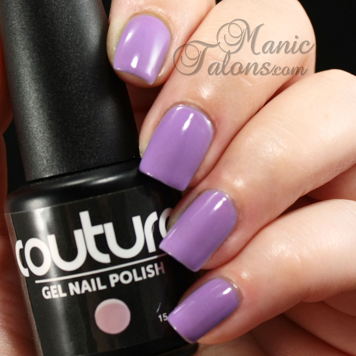 Couture Gel Polish Cashmere Swatch