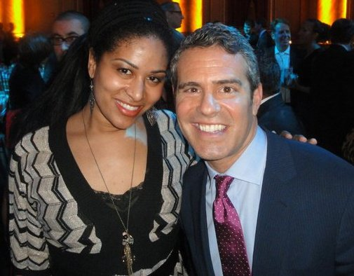 andy cohen and colonel grethe