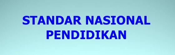 PP No 32 Tahun 2013: Perubahan Atas Peraturan Pemerintah Nomor 19 Tahun 2005 Tentang Standar Nasional Pendidikan