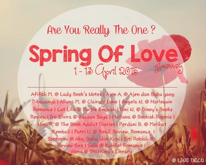 Spring of Love Giveaway