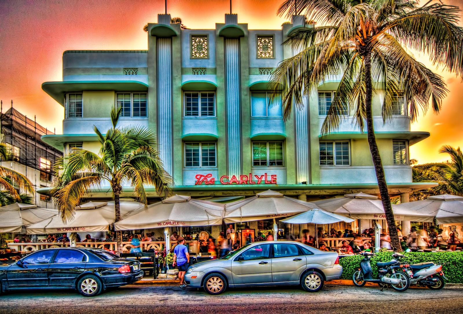 South Beach Classics Location