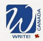 Promoting Write Canada - June 2014