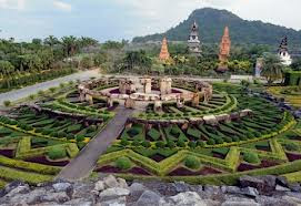 Nong Nooch Tropical Garden latest 2012
