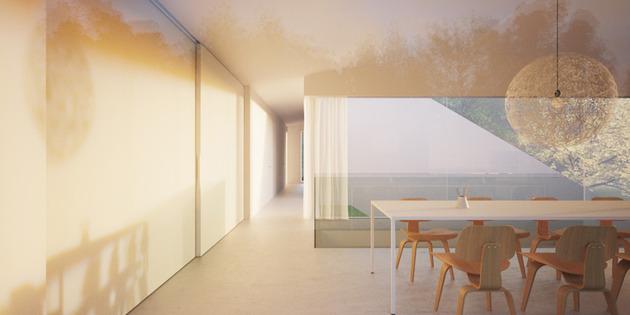 desain modern rumah masa depan desain rumah modern minimalis