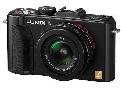 Panasonic Lumix LX-5