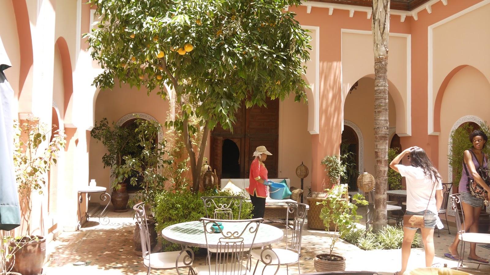 La Mode D'Emm Marrakech, Morocco