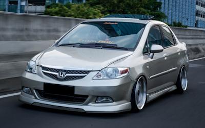 Modifikasi Honda City GD8