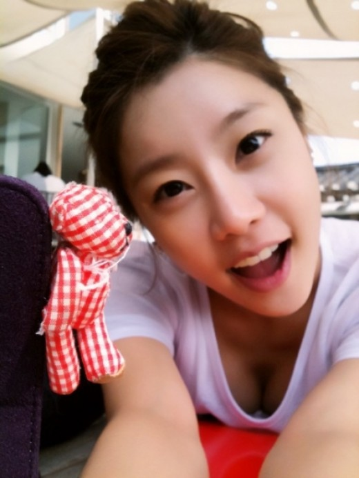 Picture Girls Day Sojin Reveals An Appealing Selca